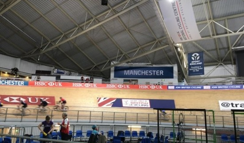 Trip to the Velodrome